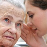 สมองเสื่อม อัลไซเมอร์ หูตึง การได้ยิน