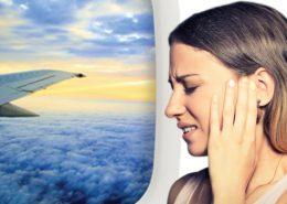 หูอื้อ เครื่องบิน
