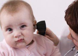 เด็ก ทารก ตรวจคัดครองการได้ยิน