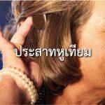 ประสาทหูเทียม เครื่องช่วยฟัง เชียงใหม่ หูดับ หูตึง หูหนวก